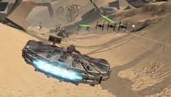 LEGO Star Wars Reveil de la Force - 3.