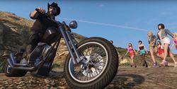 Lemmy Kilmister GTA V