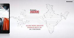 Lenovo A6000 succès