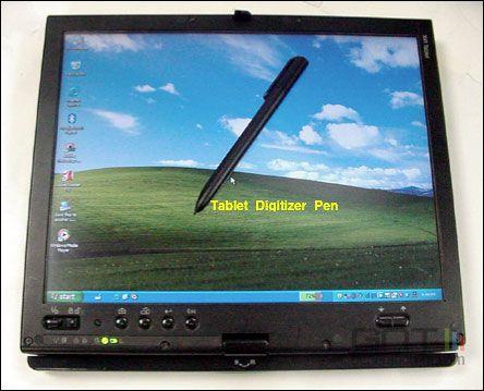 Lenovo thinkpad x41 tablet 1