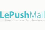 LePushMail logo pro