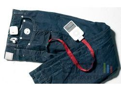 Levis redwire dlx ipod jeans 002 small