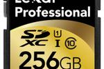Lexar SDXC 400x Speed 256 Go