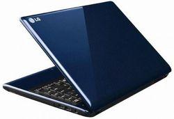 LG Aurora S430 S530 bleu