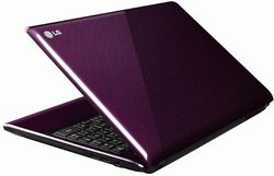 LG Aurora S430 S530 violet