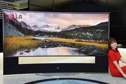 LG écran incurvé ultra hd