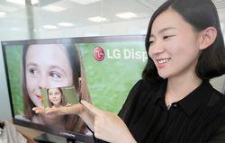 LG Full HD écran smartphone