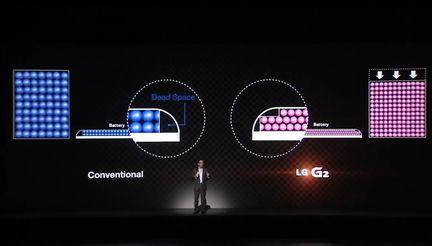 LG G2 batterie