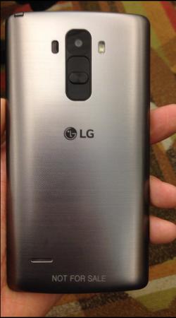 LG G4 back arrière