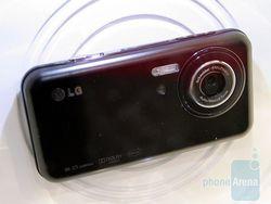 LG GC900 Viewty II arrière.