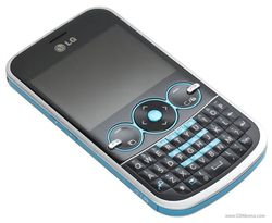 LG GW300 bleu