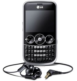 LG GW300 noir