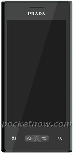 LG K2 Prada