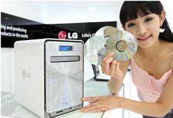 LG NAS Blu ray N4B1