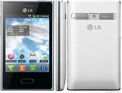 LG Optimus L3 E400 blanc
