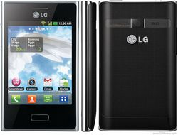 LG Optimus L3 E400 noir