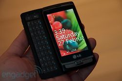 LG smartphone Windows Phone 7
