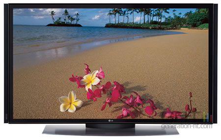 Lg televiseur plasma mw 71py10 180 cm