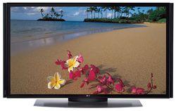 LG téléviseur plasma MW-71PY10 180 cm