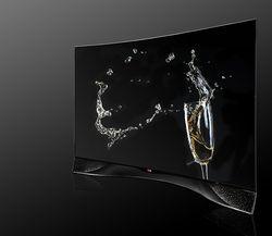 LG TV OLED Swarovski