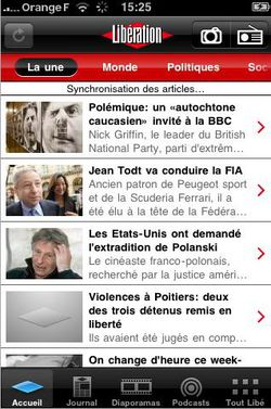 Liberation iPhone 01