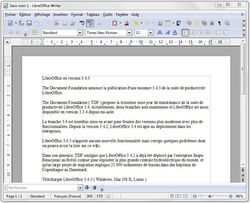 LibreOffice-3.4.3