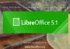 LibreOffice en version 5.1 majeure