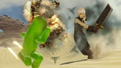 Lightning Returns Final Fantasy XIII - Cloud - 2