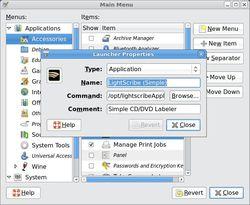 LightScribe Simple Labeler screen2