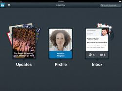 LinkedIn iPad 01
