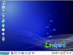Linspire capture ecran small