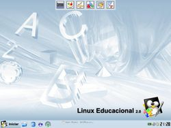 linux educacional 2.0.