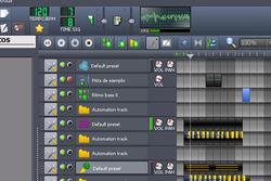 Linux MultiMedia Studio screen1