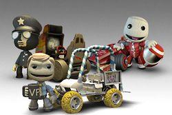 LittleBigPlanet Karting - bonus