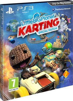 LittleBigPlanet Karting - edition speciale