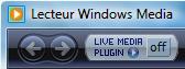 Live media plugin