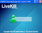 LiveKill Clean Messenger