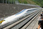 Nouveau record de vitesse pour le Maglev Japonais