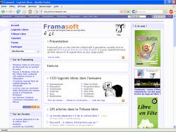 logiciels libres framasoft