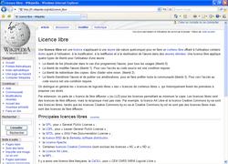 logiciels libres wikipedia