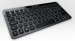 Logitech Bluetooth Illuminated Keyboard K81 1