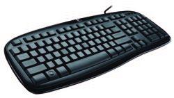 Logitech classic keyboard wii