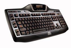 Logitech clavier g15