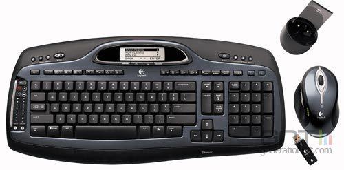 Logitech cordless desktop mx 5000