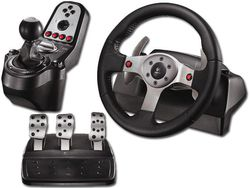 Logitech G25 Racing Wheel - 1