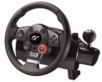 Logitech G25 Racing Wheel - GT5