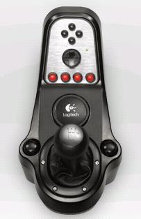 Logitech G27 Levier de vitesses
