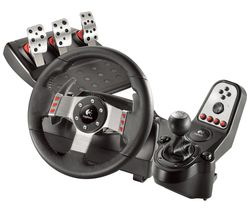 Logitech G27 Racing Wheel - 1