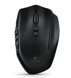 Logitech G600 noire