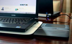 Logitech Touch Lapdesk N600 - 1